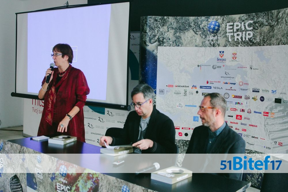 "PROMOTION OF THE BOOK ""CULTURAL DIPLOMACY: ARTS, FESTIVALS AND GEOPOLITICS"""
